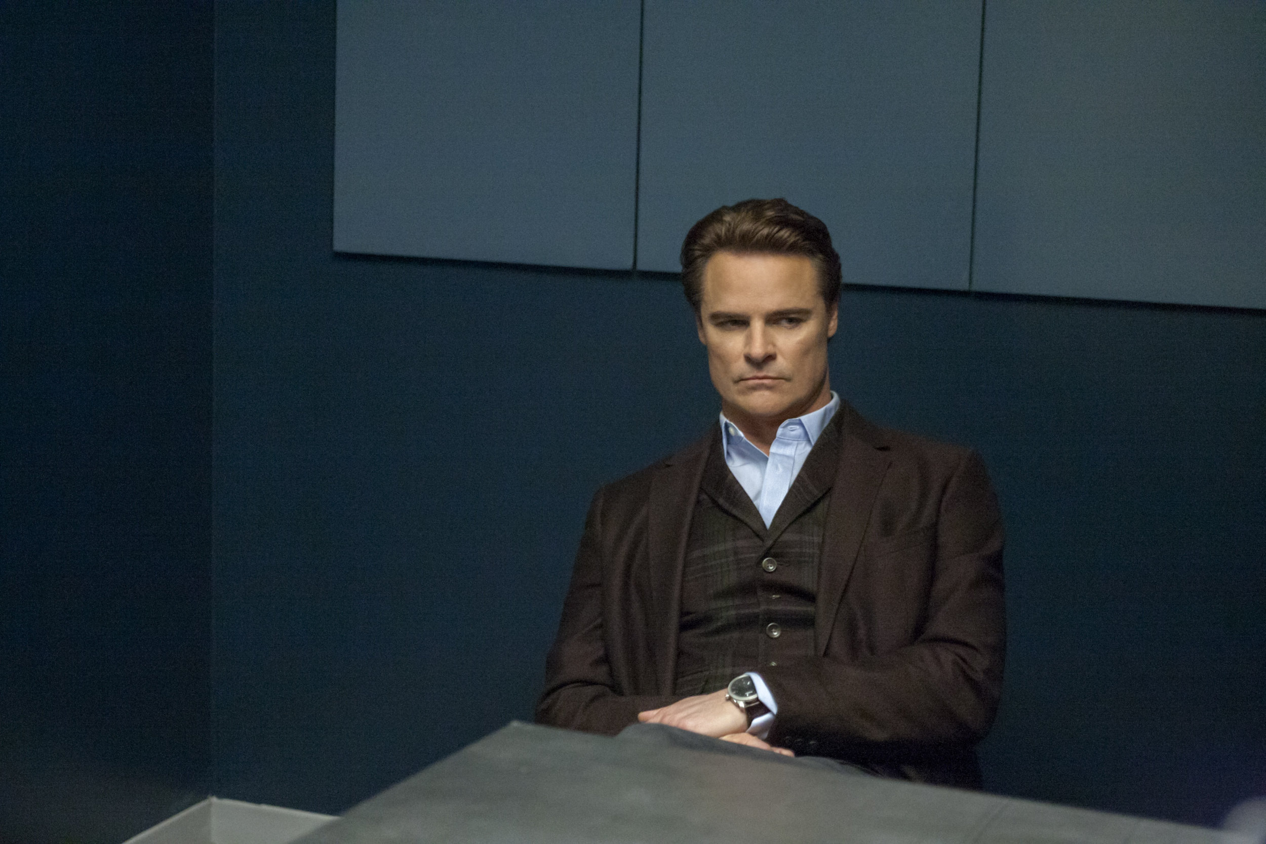 Dylan Neal as Henry Ross on Gourmet Detective: Death Al Dente   Hallmark Movies and Mysteries