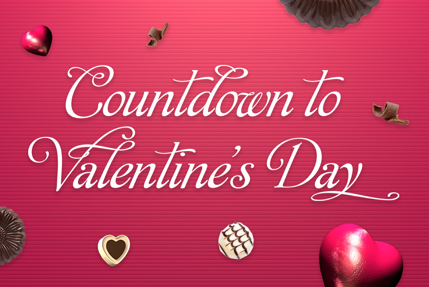 Countdown to Valentine\'s Day 2018 | Hallmark Channel