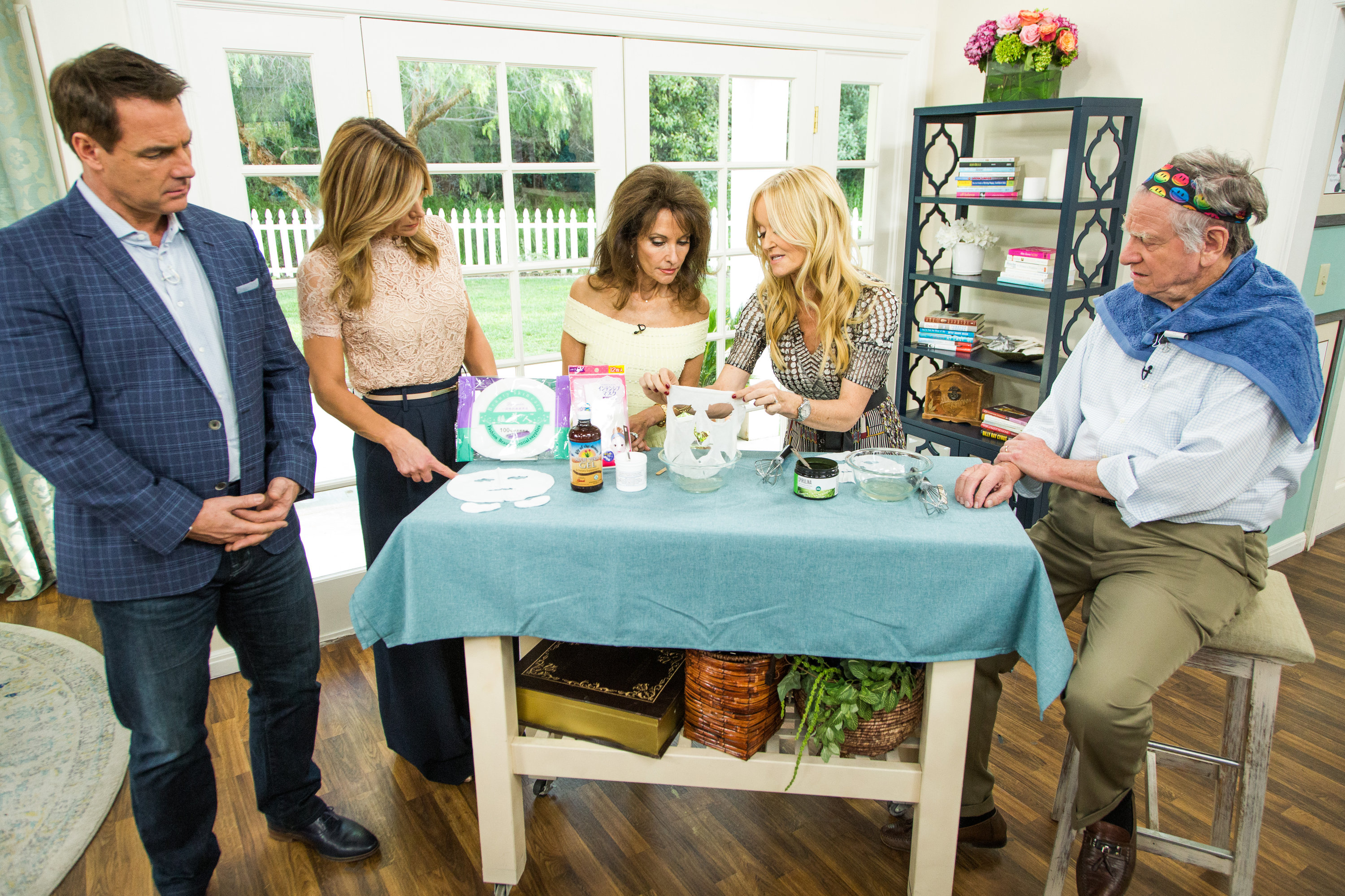 How To - Home & Family: Anti-Aging Masks | Hallmark Channel