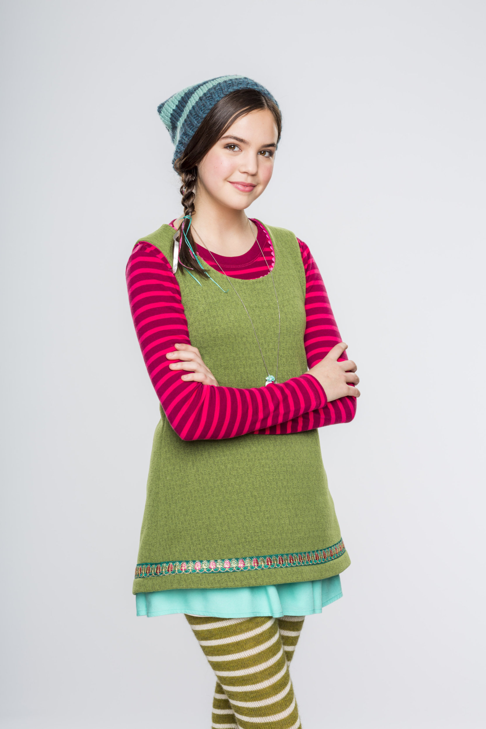 Bailee Madison as Clementine on Northpole: Open for Christmas ...