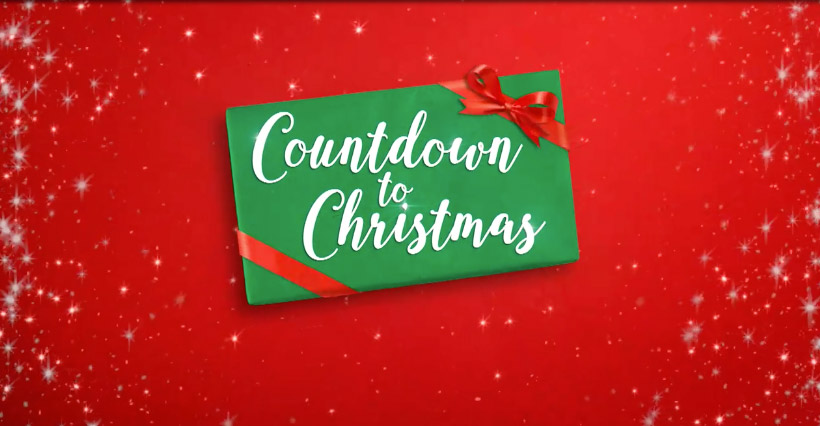 Preview Countdown To Christmas 2017 Hallmark Channel