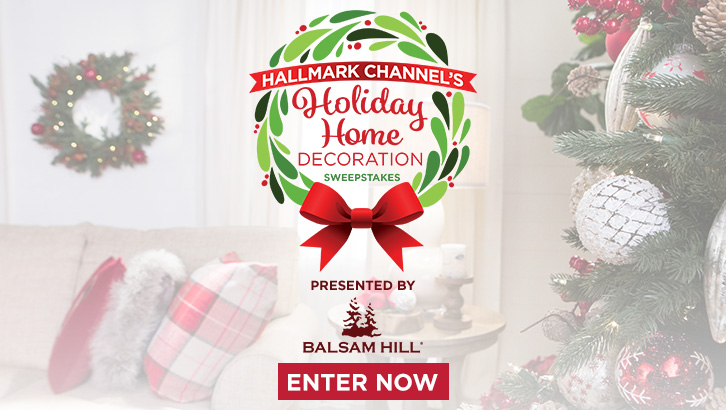 Hallmark Channelu0027s Holiday Home Decoration Sweepstakes | Countdown To  Christmas | Hallmark Channel