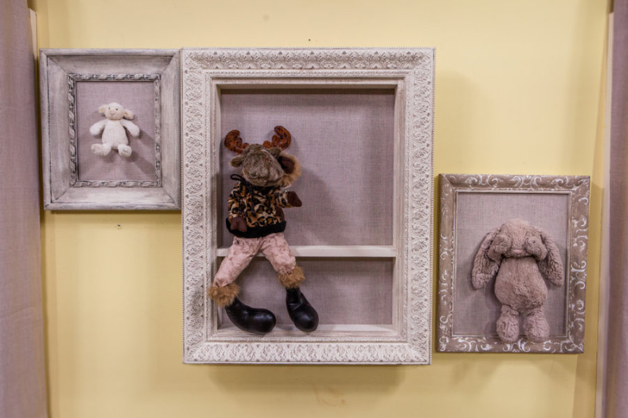 DIY Teddy Bear Frames with Tanya Memme | Home & Family | Hallmark ...