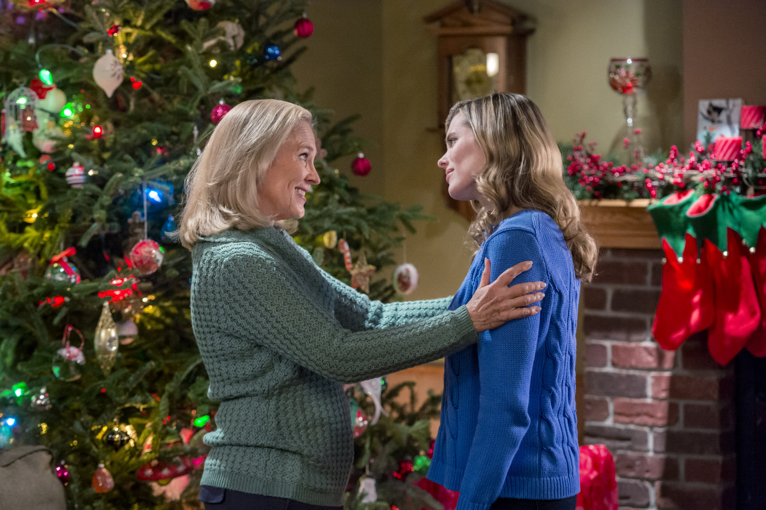 Cast - A Perfect Christmas | Hallmark Channel