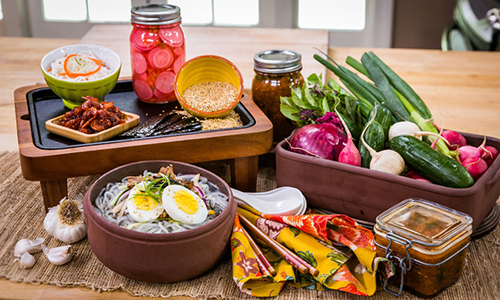 Korean food made simple with judy joo hallmark channel forumfinder Image collections