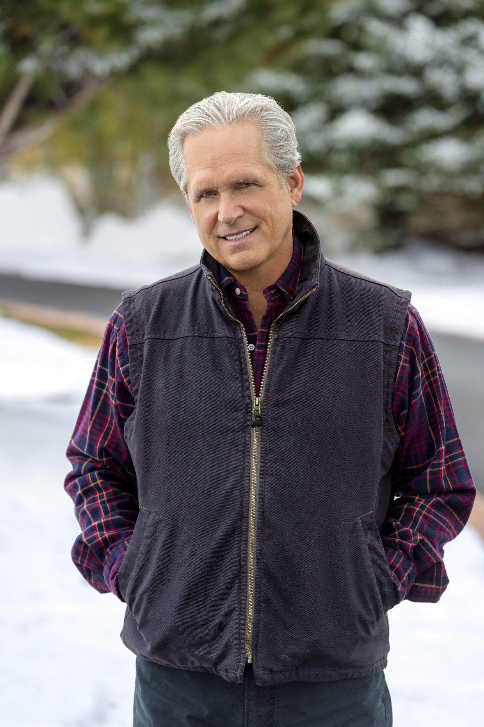 Gregory Harrison on My Christmas Love | Hallmark Channel