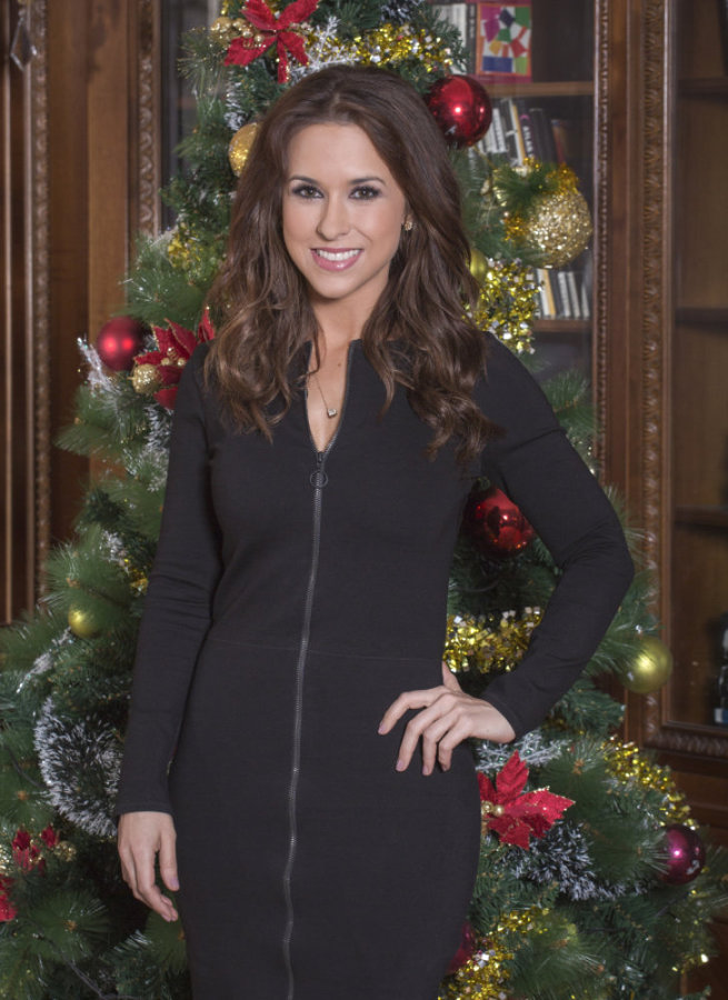 Lacey Chabert on A Royal Christmas | Hallmark Channel
