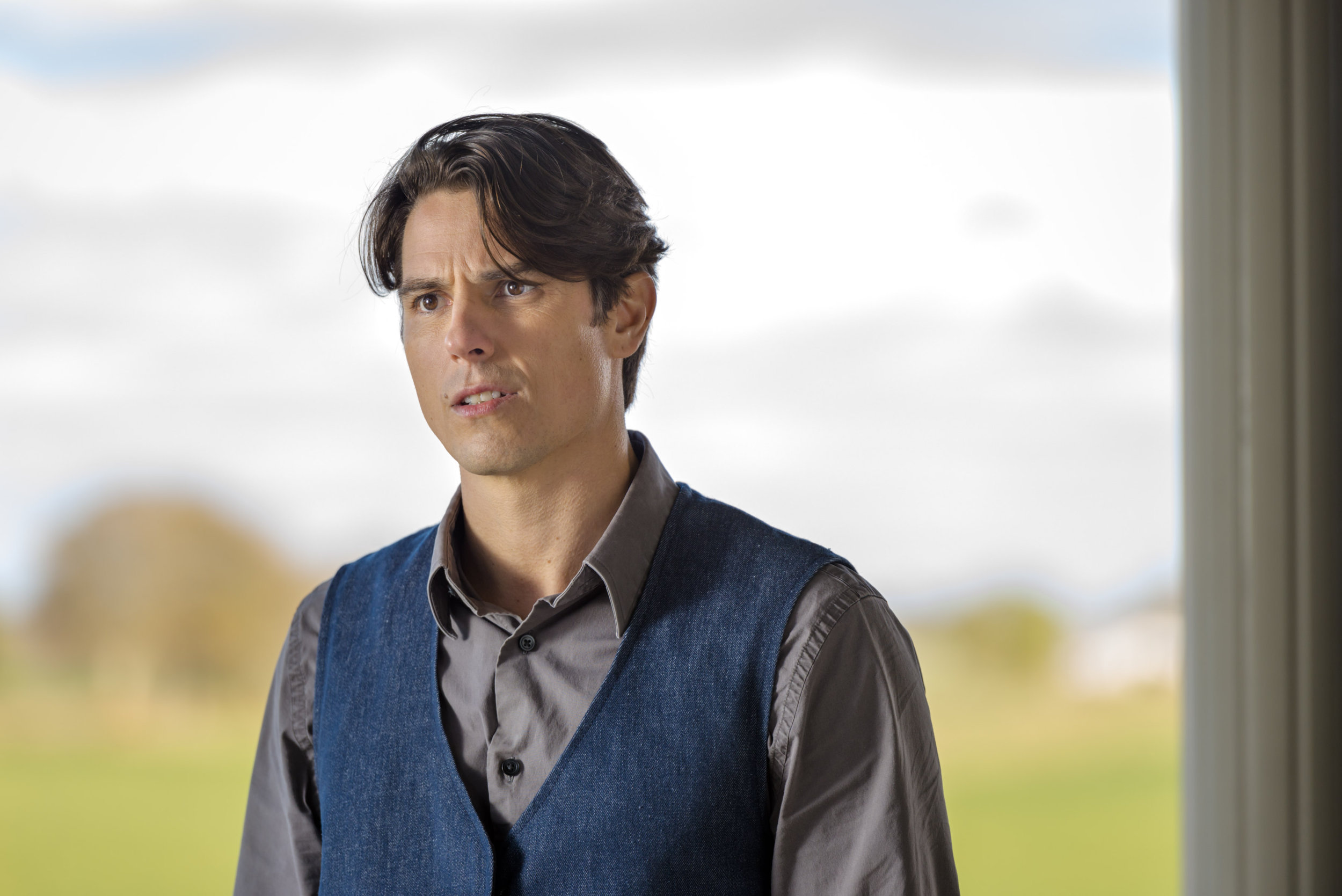 Sean faris as levi troyer on an uncommon grace hallmark movies and