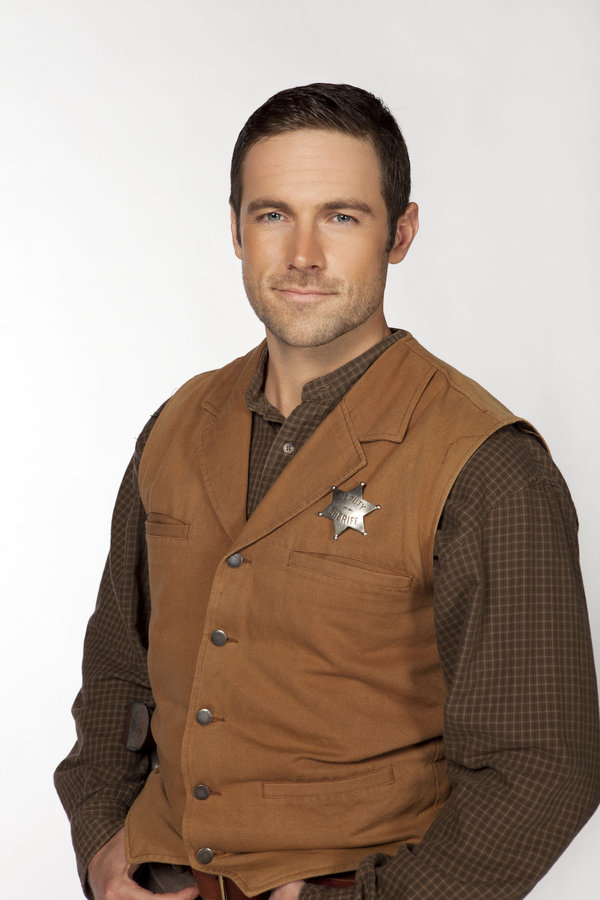 Dylan Bruce as Michael on Love's Christmas Journey Part 1 of 2 ...