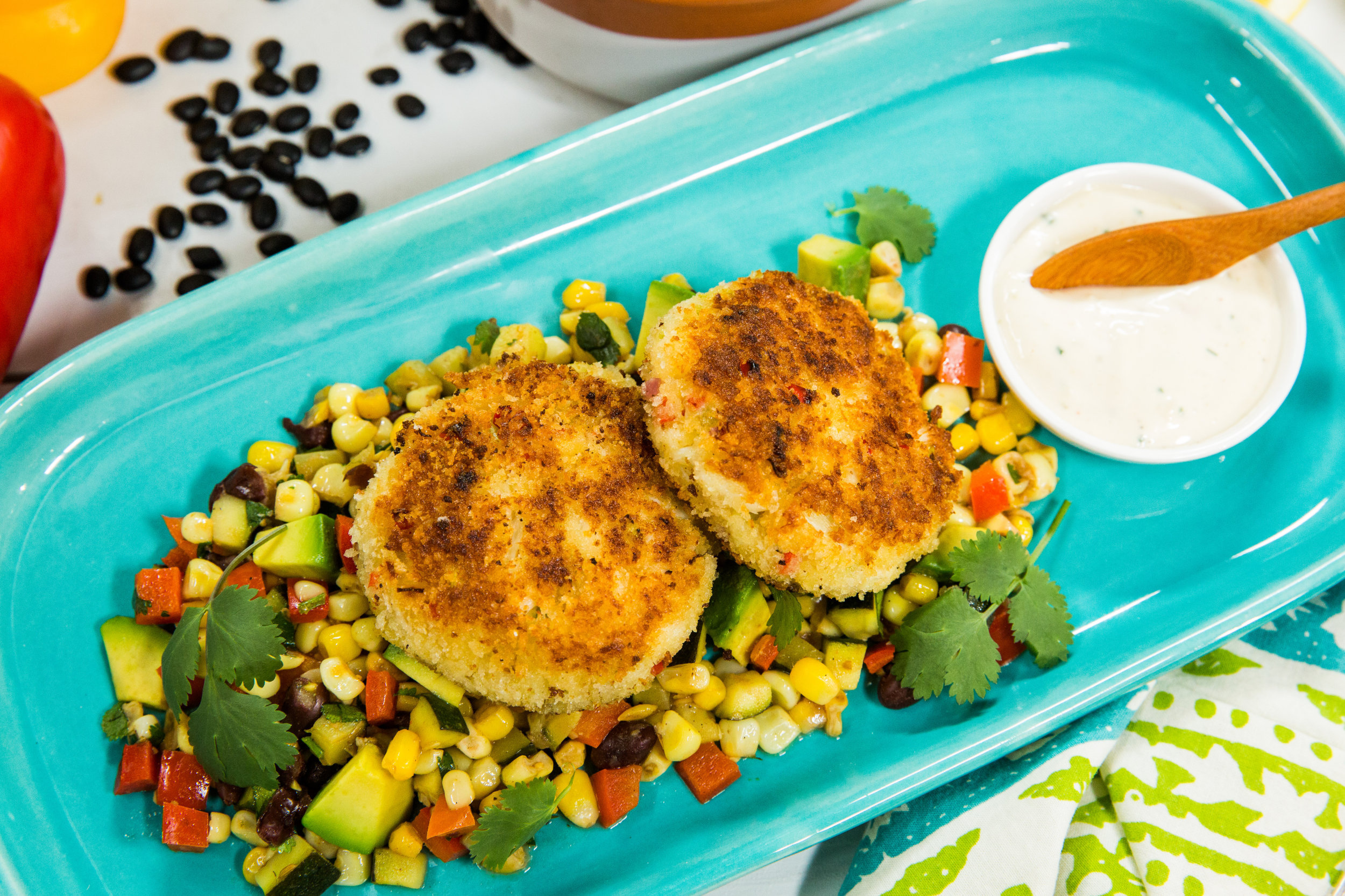 Crab And Fish Cakes Recipes