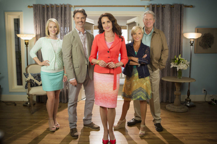 Watch season one cedar cove hallmark channel
