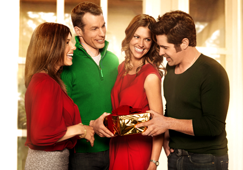 Finding Christmas | Hallmark Channel