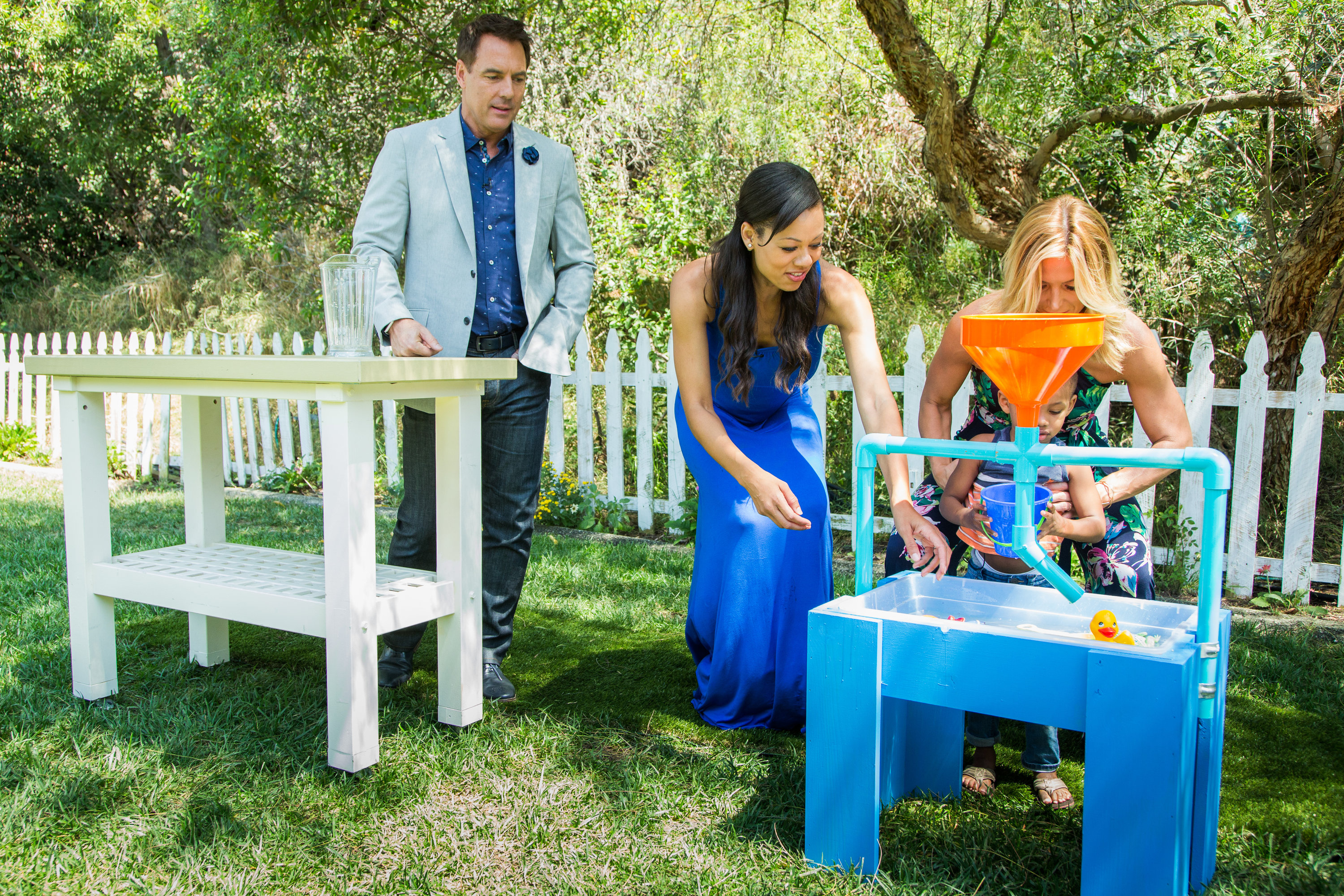 How To DIY Kids Water Table