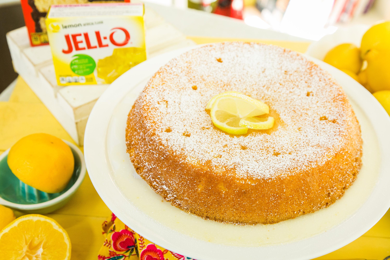 Cake Recipe Cake Jello: Home & Family: Lemon Jello Killer Cake