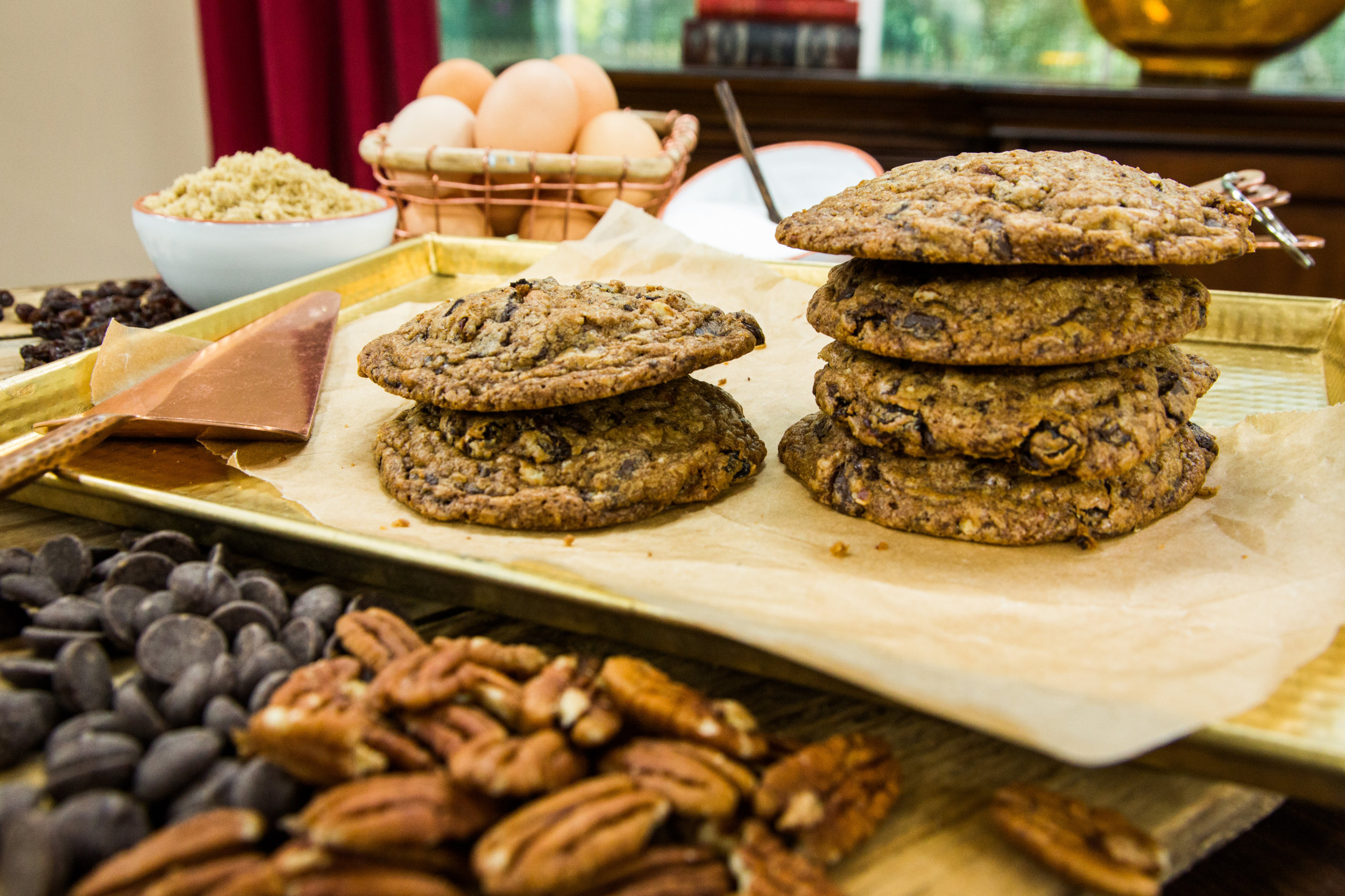 Recipe - Home & Family: Cristina's Perfect Chocolate Chip Cookies ...