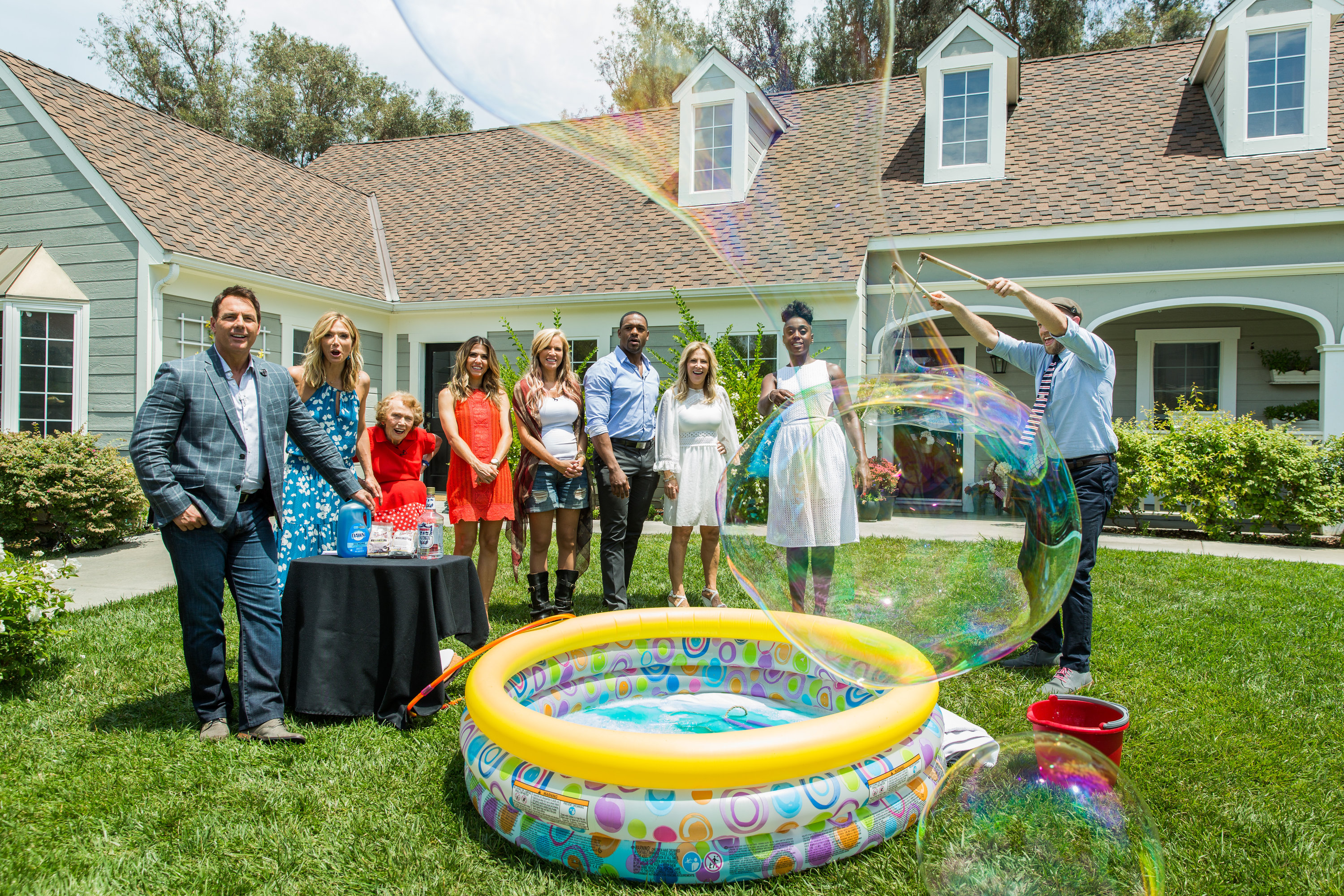 how to the science of bubbles hallmark channel