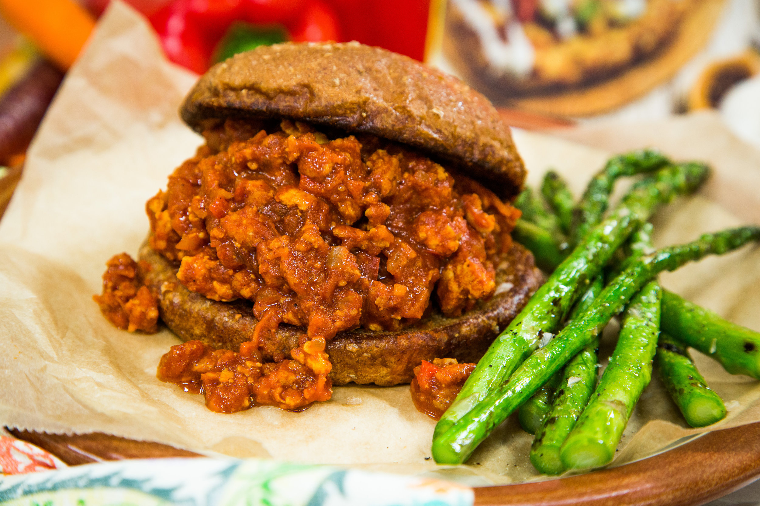 Recipe - Home & Family: Skinny Sloppy Joes | Hallmark Channel