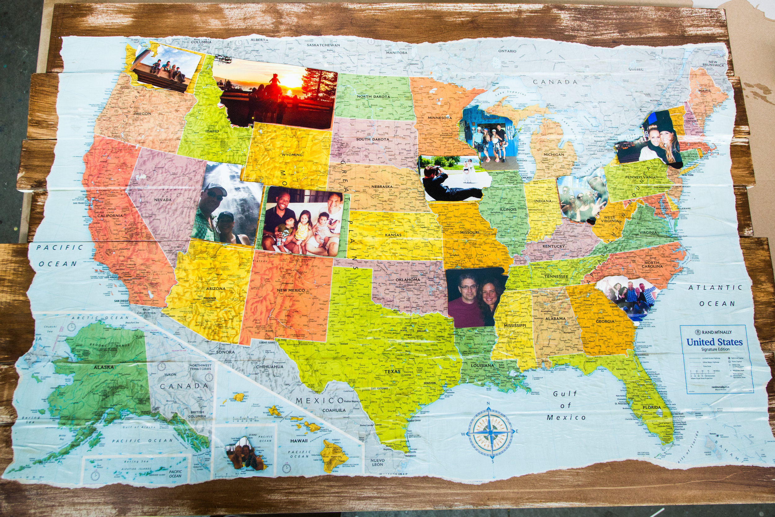 DIY Family Travels Wall Art | Home & Family | Hallmark Channel