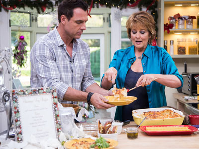 ... Christmas Day Buffet Recipes: Southern-Style Skillet Cornbread