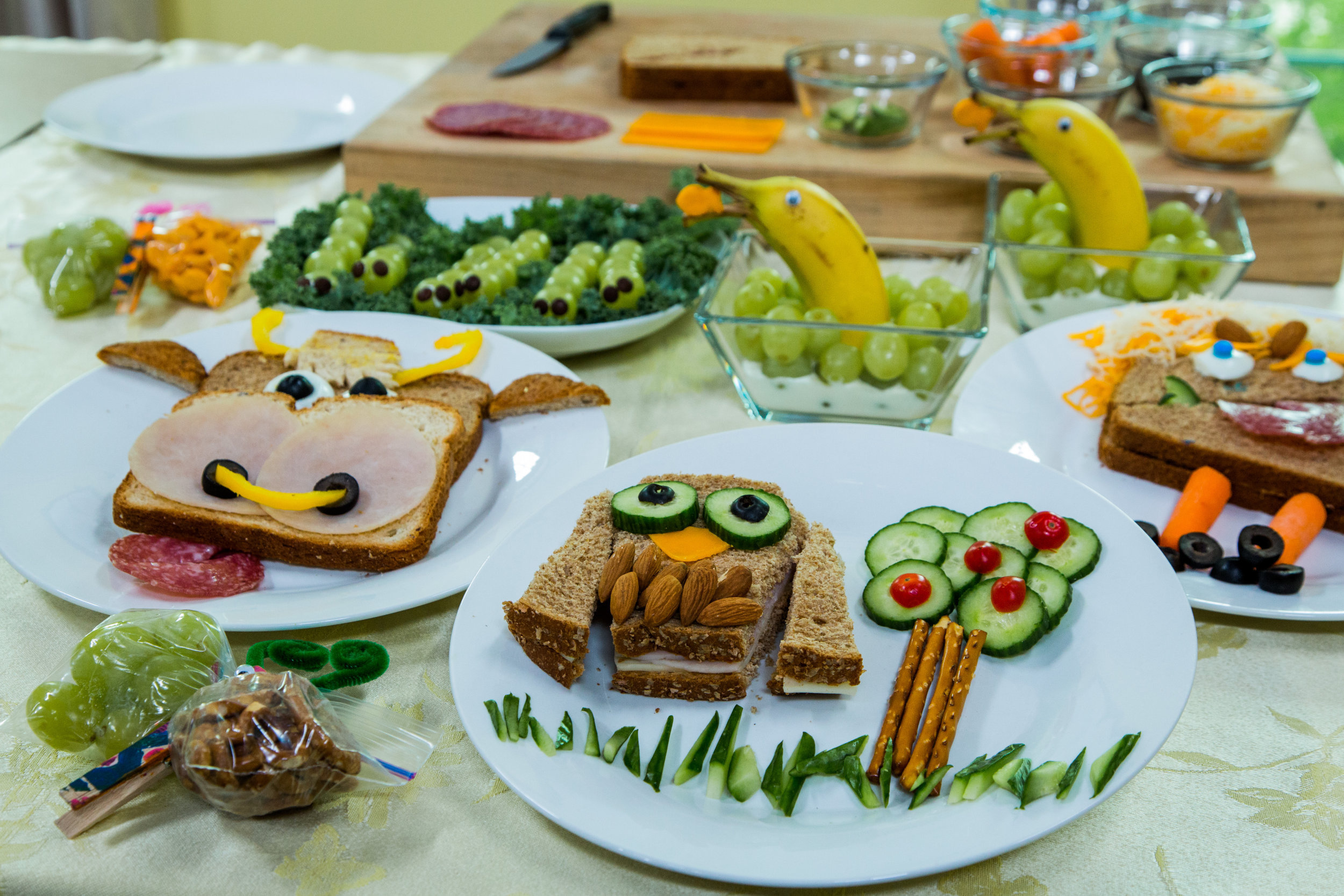 Recipe Tanya S Lunch Ideas For Picky Eaters Home Family Hallmark Channel