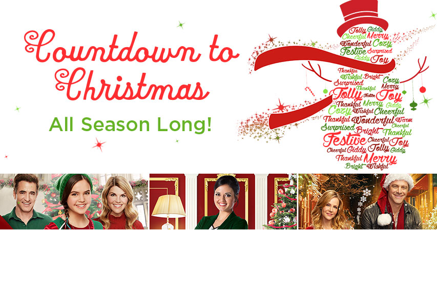 Countdown to christmas a christmas detour hallmark channel for Hallmark channel christmas movie schedule
