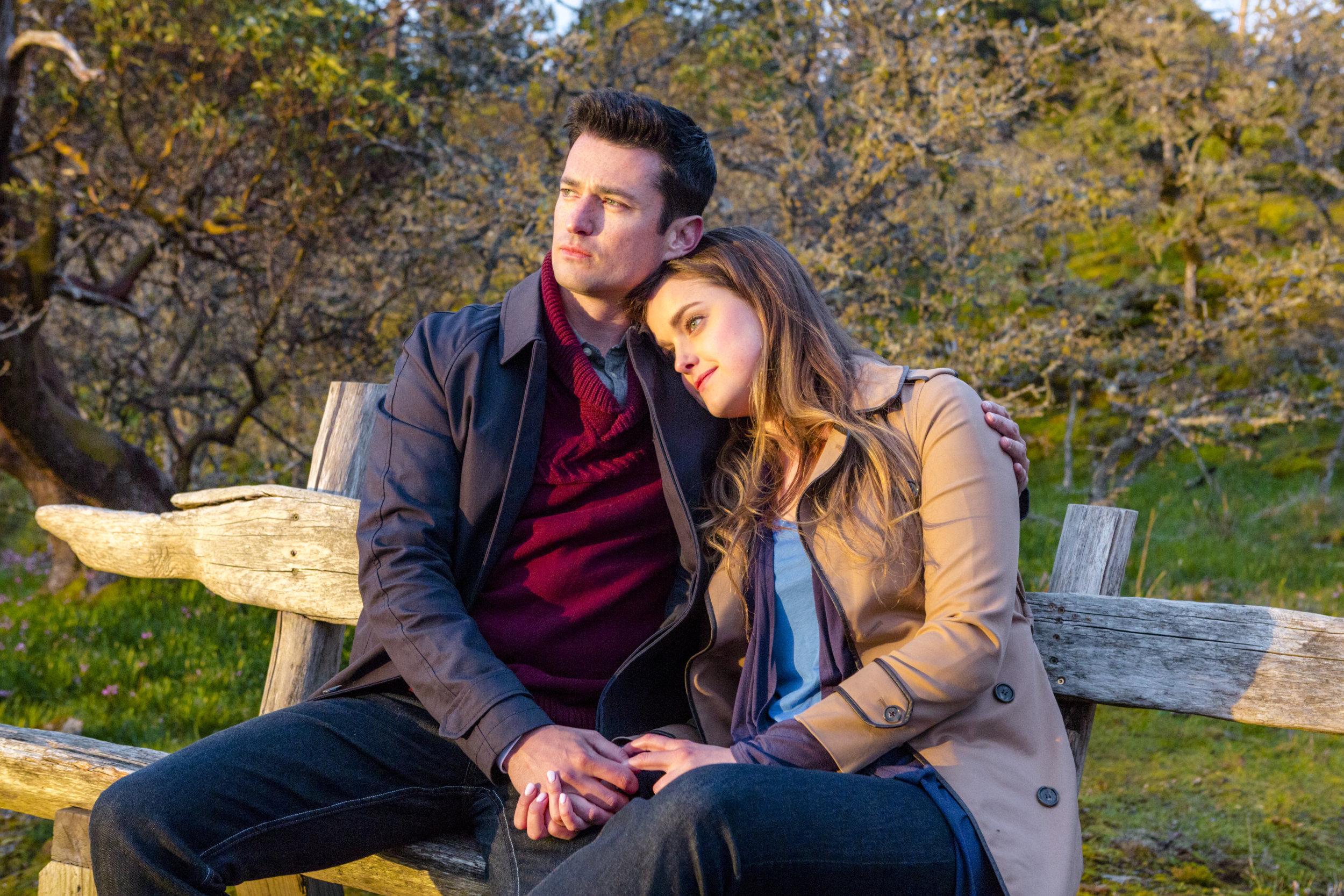 Cast - Love Under the Stars | Hallmark Channel