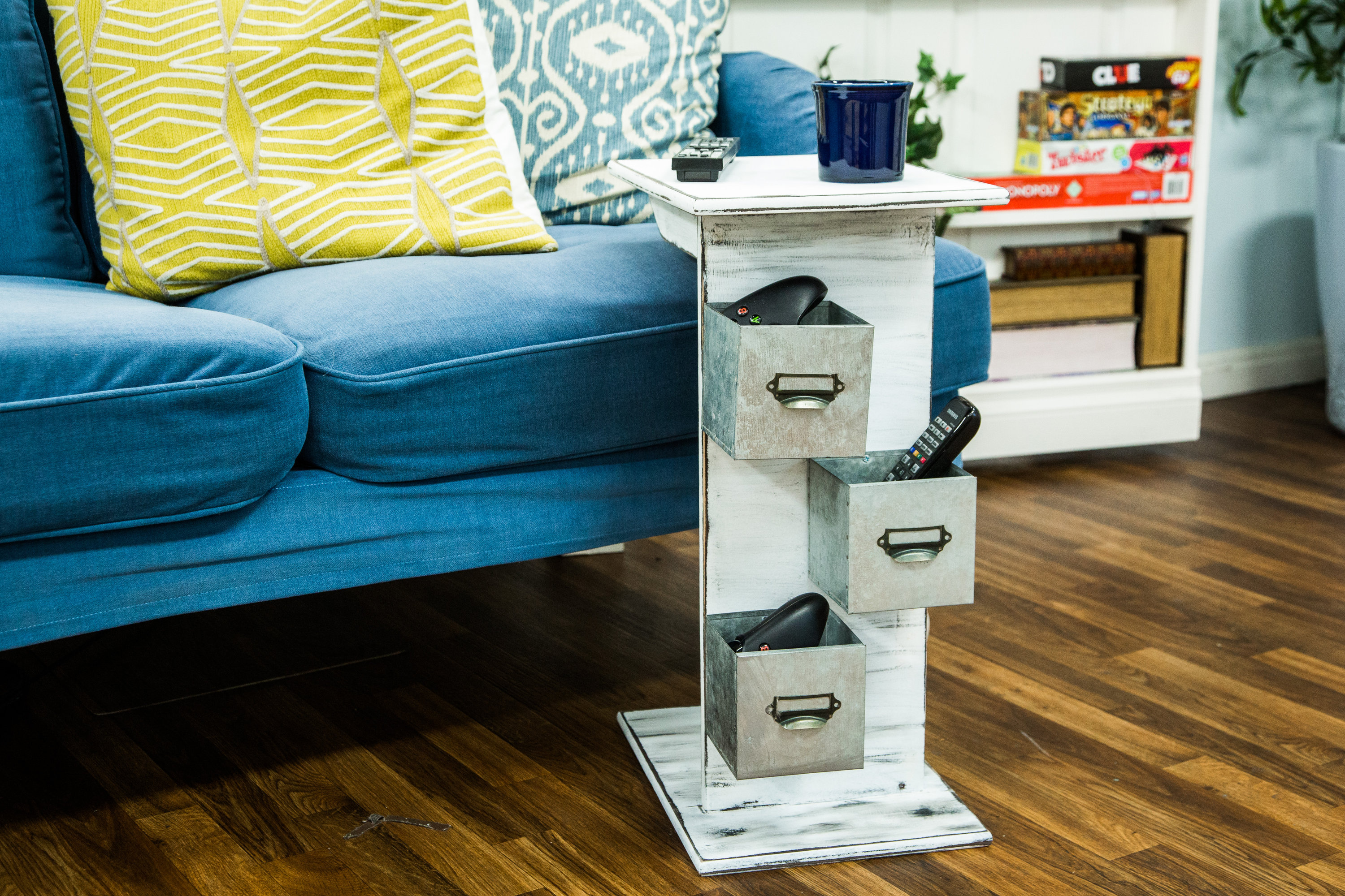 How To - DIY Couch Table | Hallmark Channel