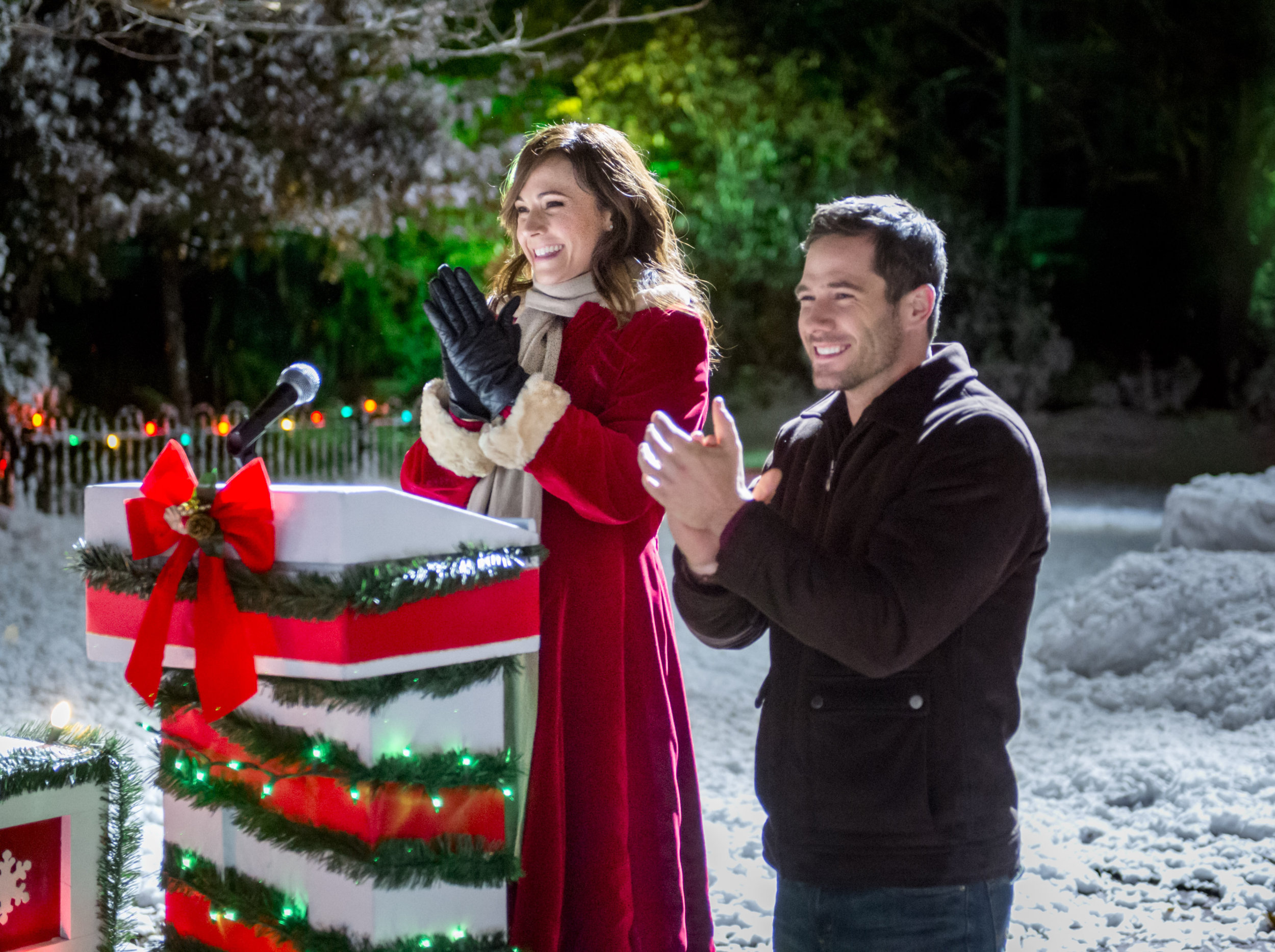 About - Christmas Land | Hallmark Channel