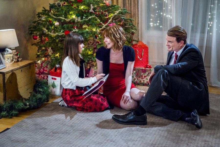 Cast - Christmas at Cartwright's | Hallmark Channel