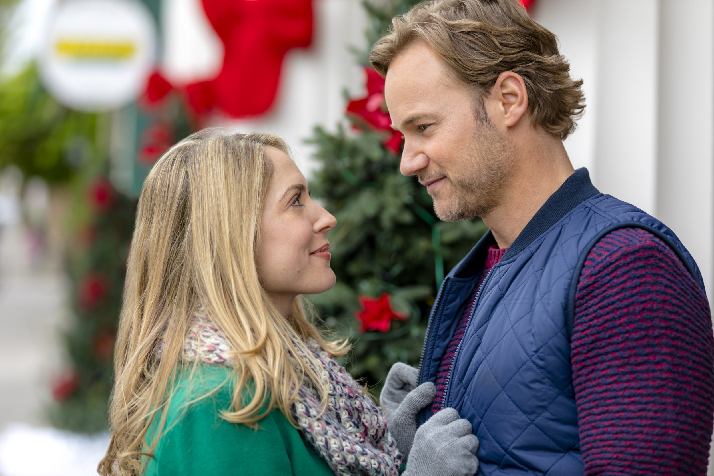 The Christmas Cure Cast Hallmark Channel