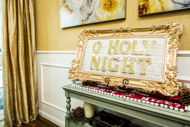 Christmas Carol Wall Art | Home & Family | Hallmark Channel