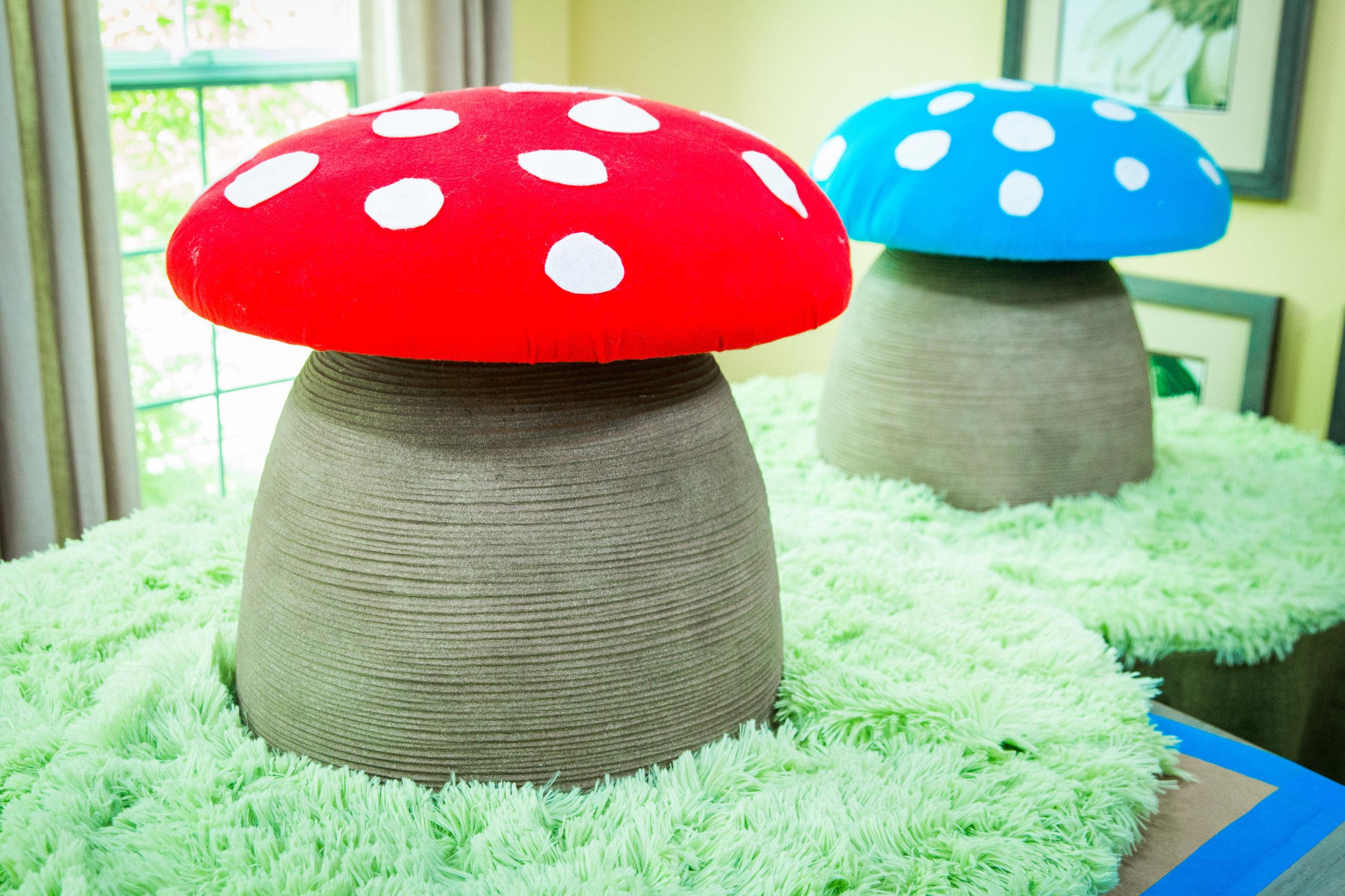 Diy mushroom chair - Purple Mushroom Chair Purple Mushroom Chair 57