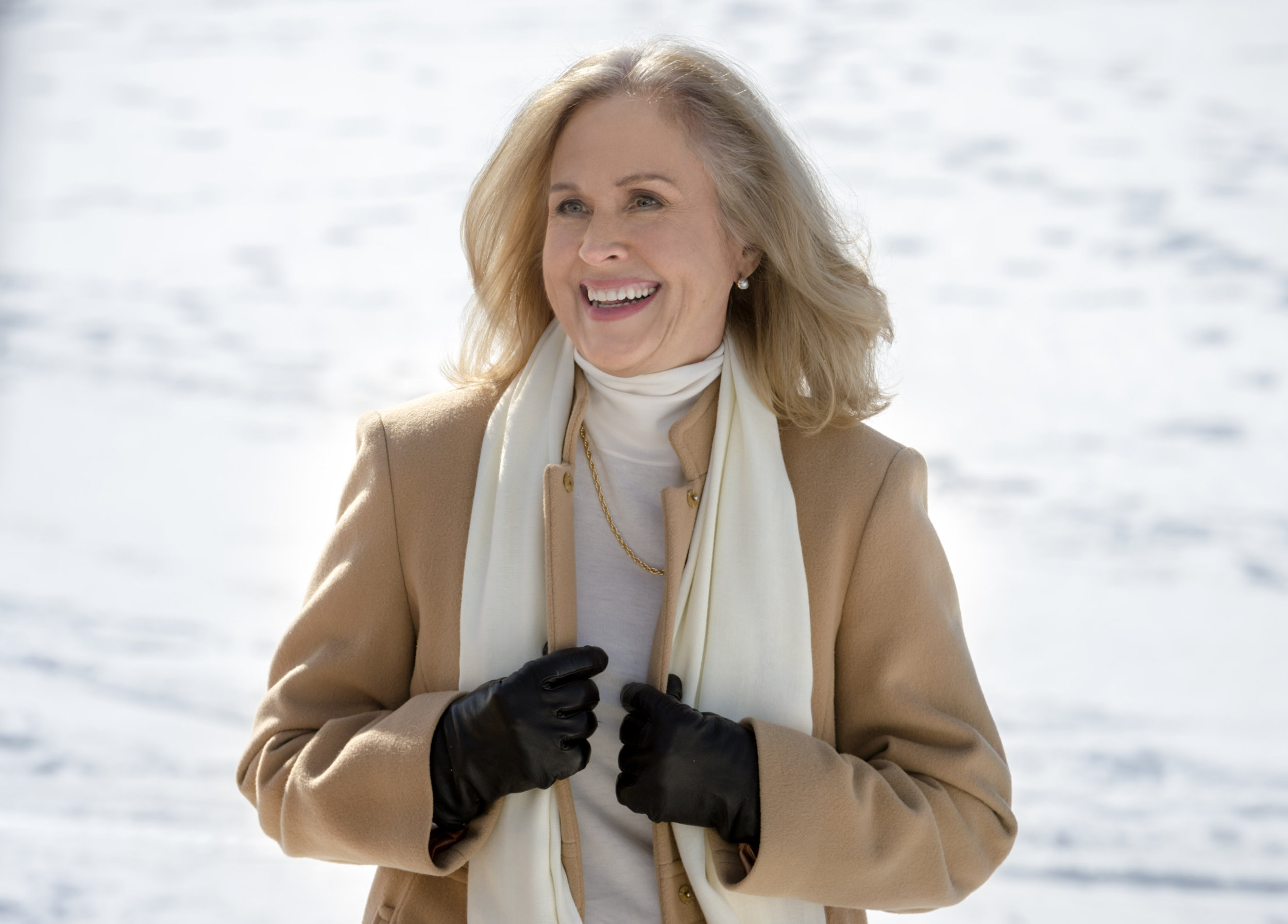 Erin Gray as Patricia on A Perfect Christmas | Hallmark Channel