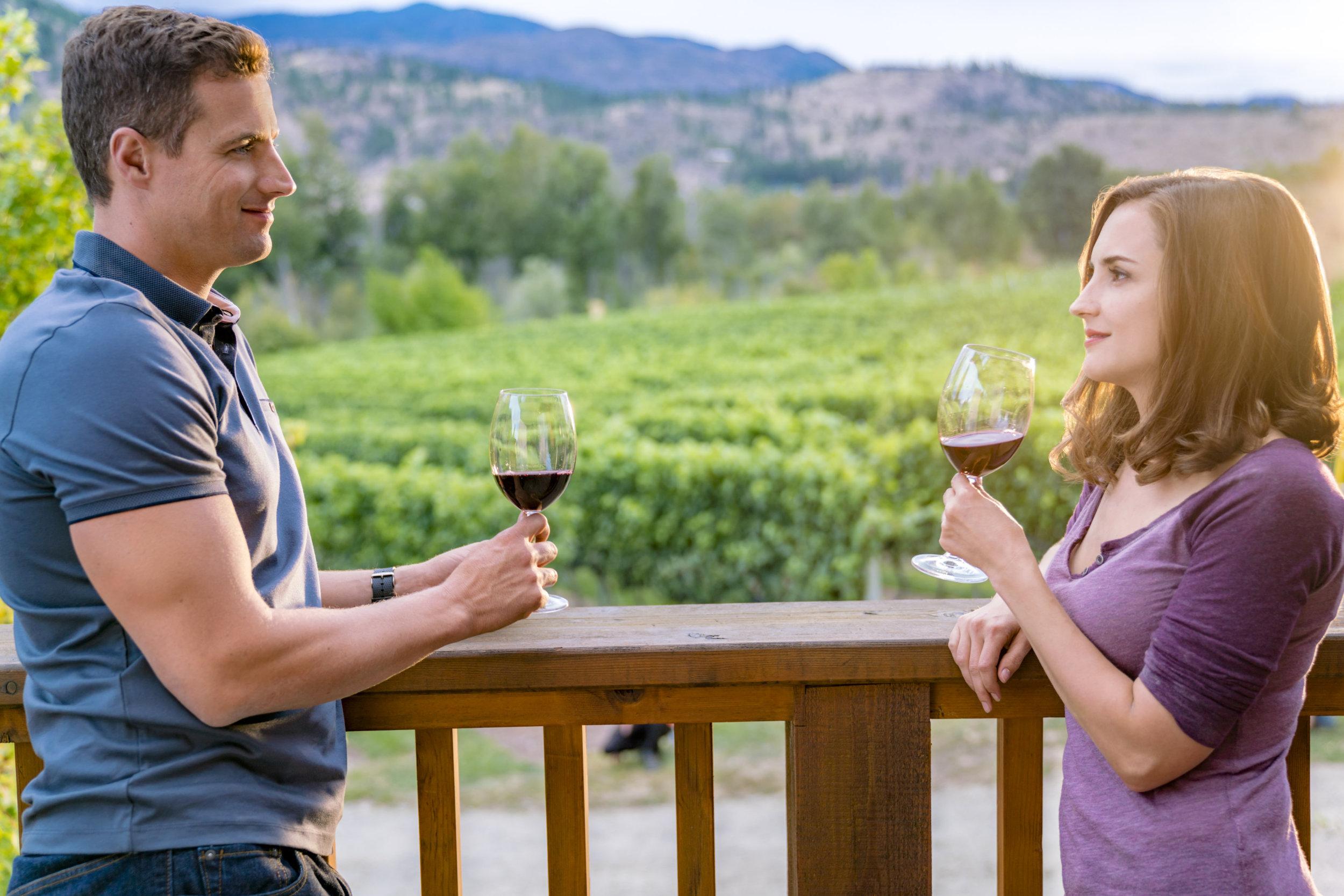 Autumn in the Vineyard (TV Movie 2016) - IMDb