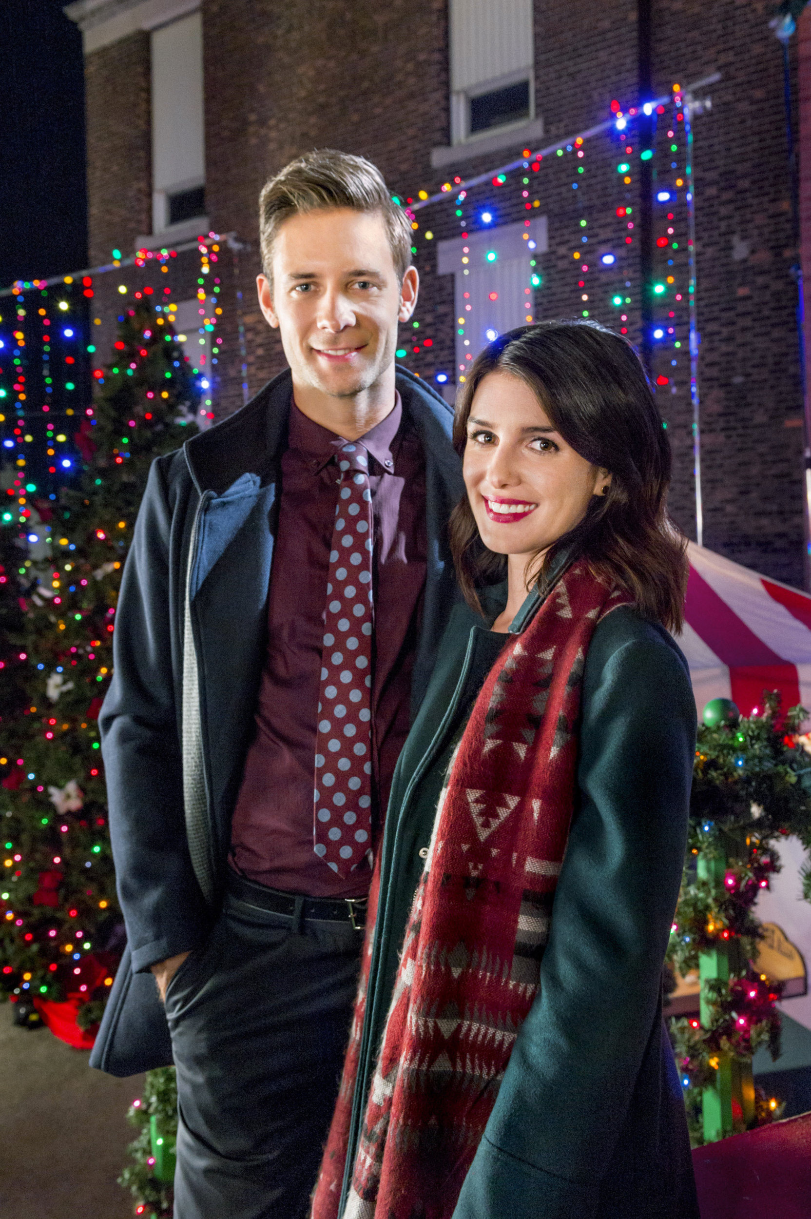 About the Movie - Christmas Incorporated | Hallmark Channel