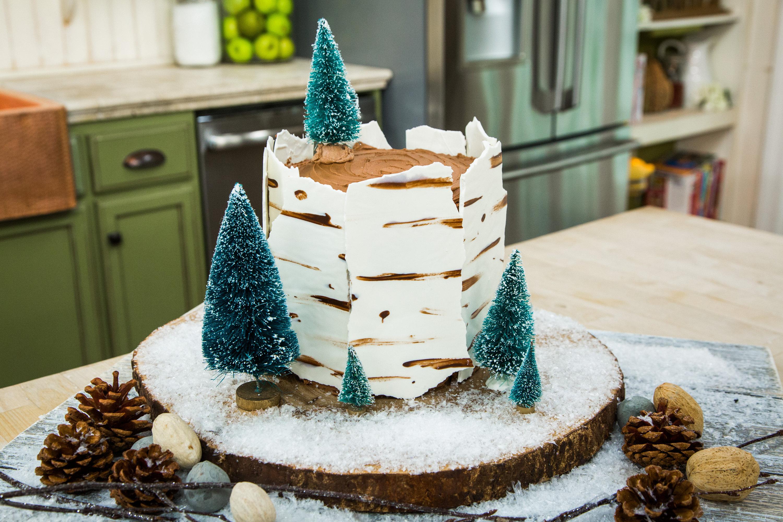 Recipes diy winter wonderland cake hallmark channel