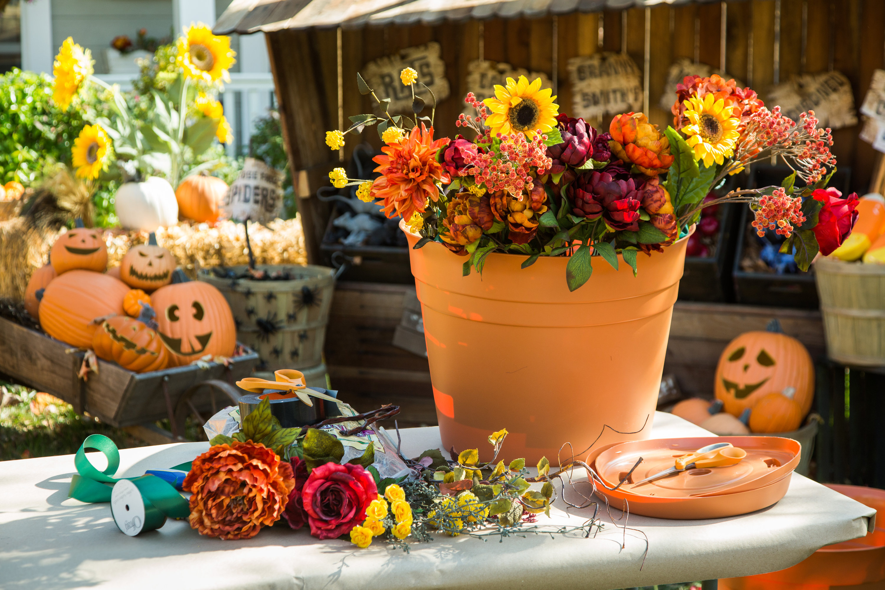 How To - DIY Flower Pot Costume | Hallmark Channel