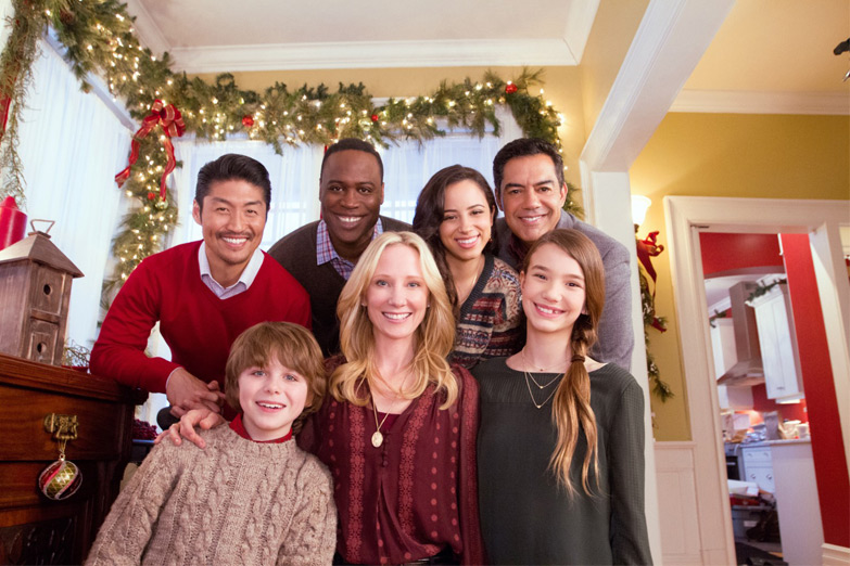 One Christmas Eve Cast | Hallmark Channel