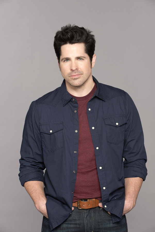JT Hodges as Owen on Finding Christmas | Hallmark Channel