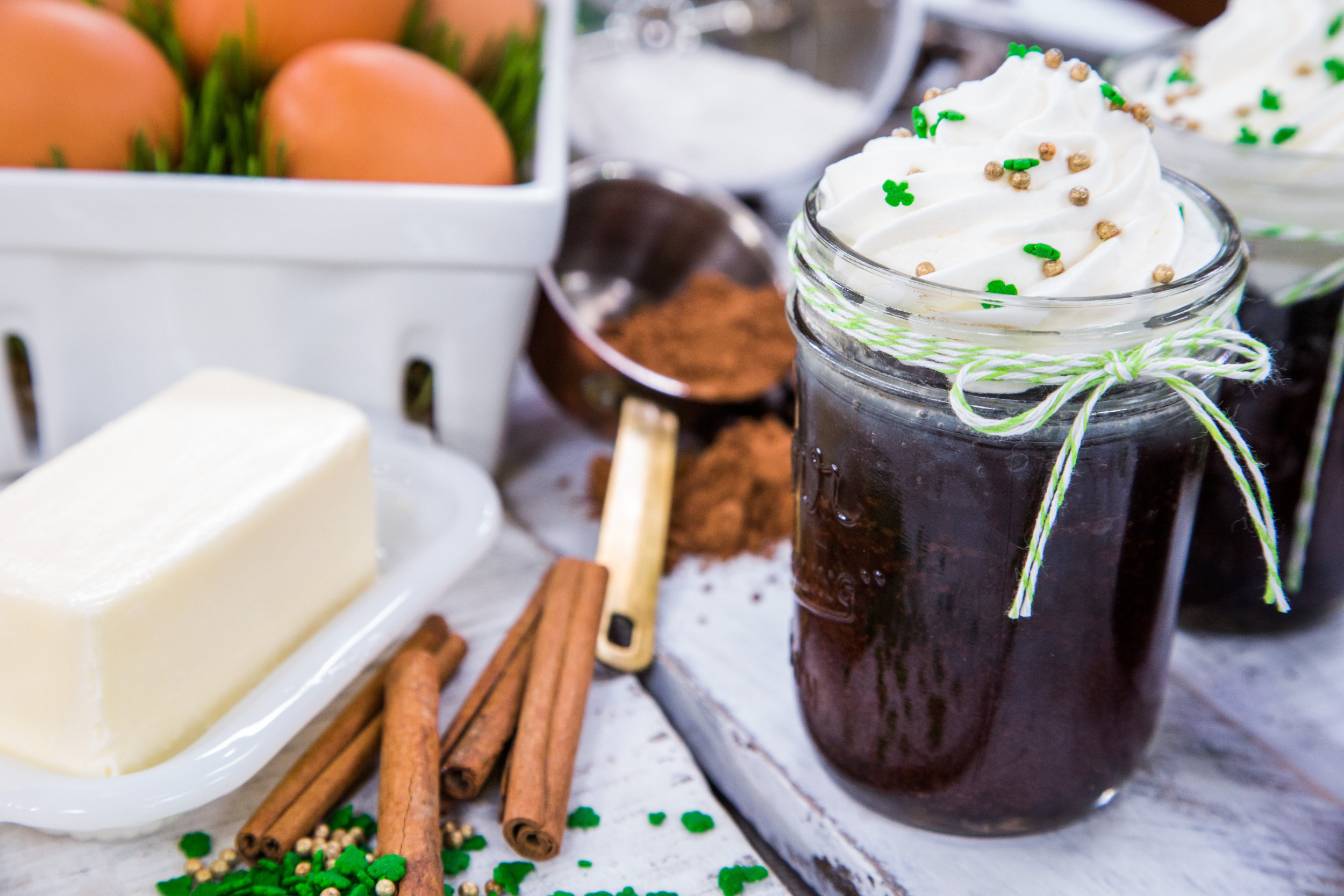Irish Whiskey Cake in a Jar Home Family Hallmark Channel