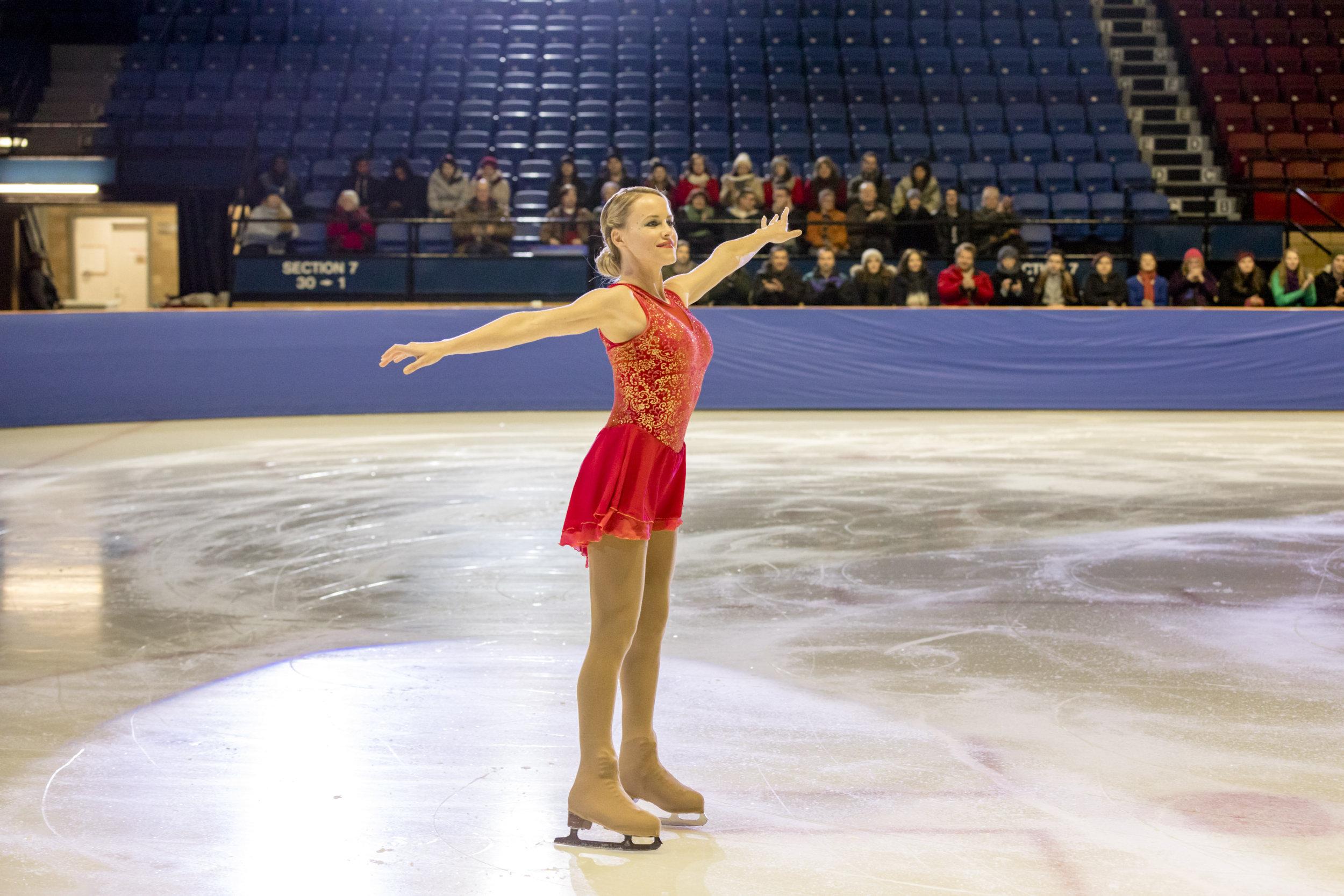 About | Love on Ice | Hallmark Channel