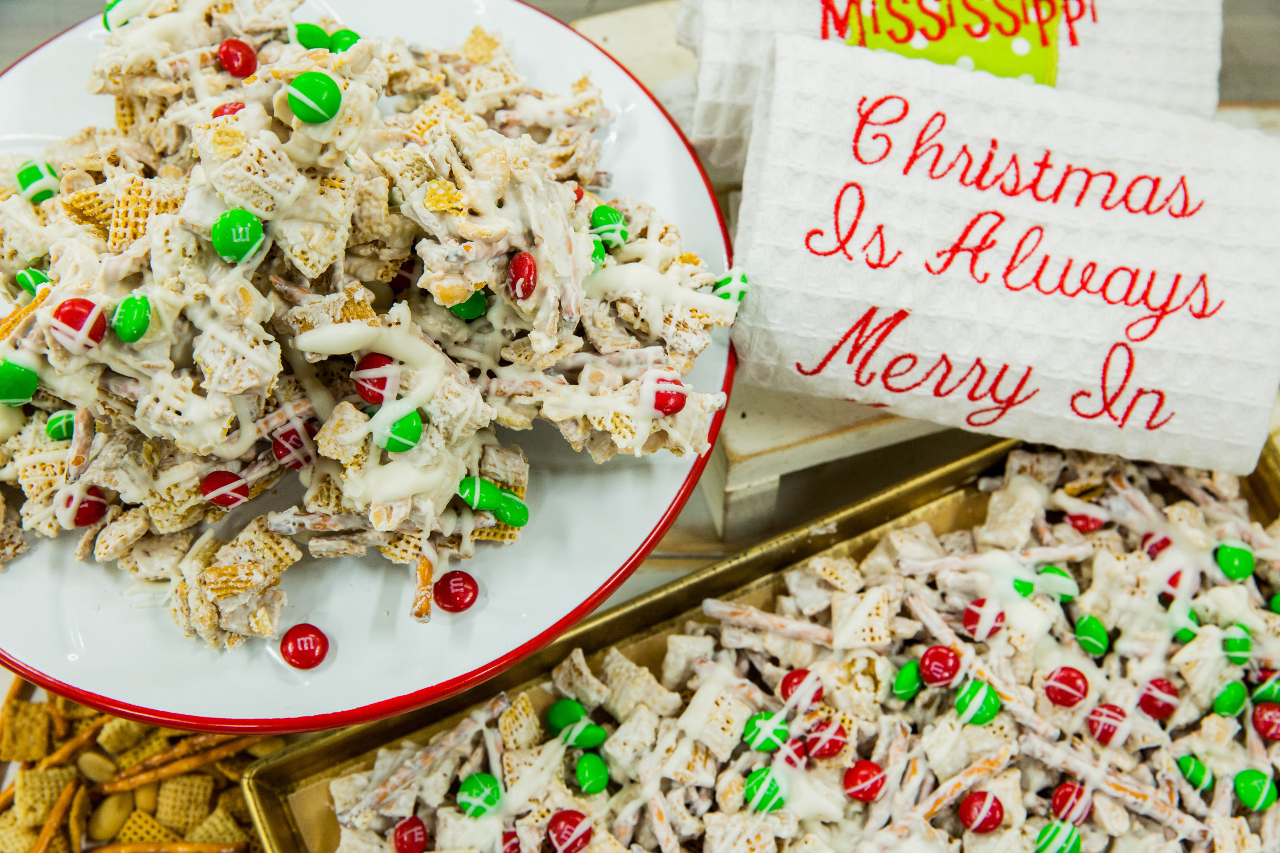 recipes for christmas in july