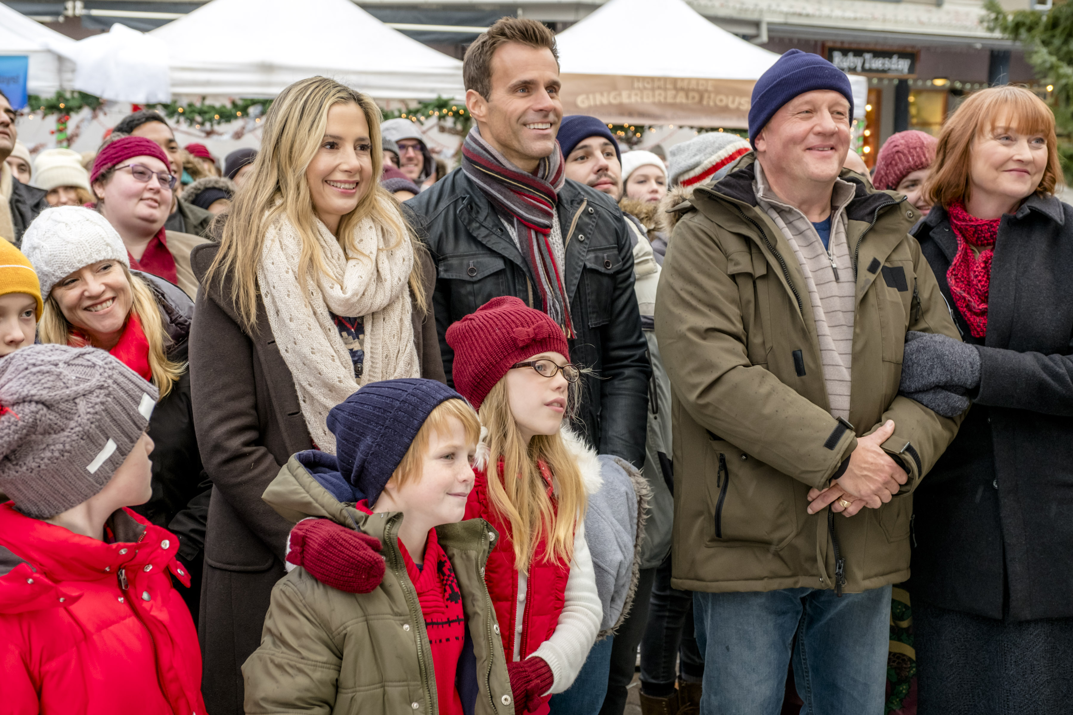 Cameron Mathison on A Christmas to Remember | Hallmark Movies and ...