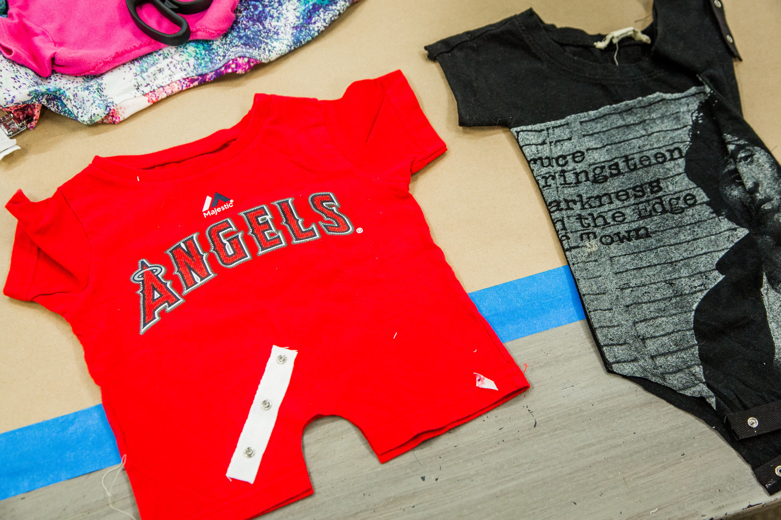How To DIY Baby T Shirt esies Home & Family