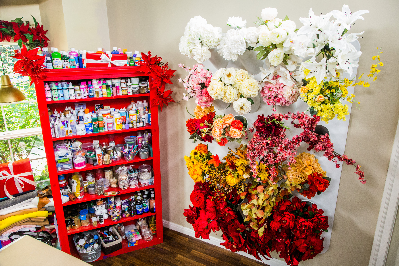 How to faux flower storage hallmark channel izmirmasajfo