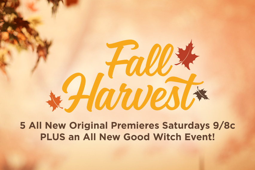 Hallmark Channel Fall Harvest