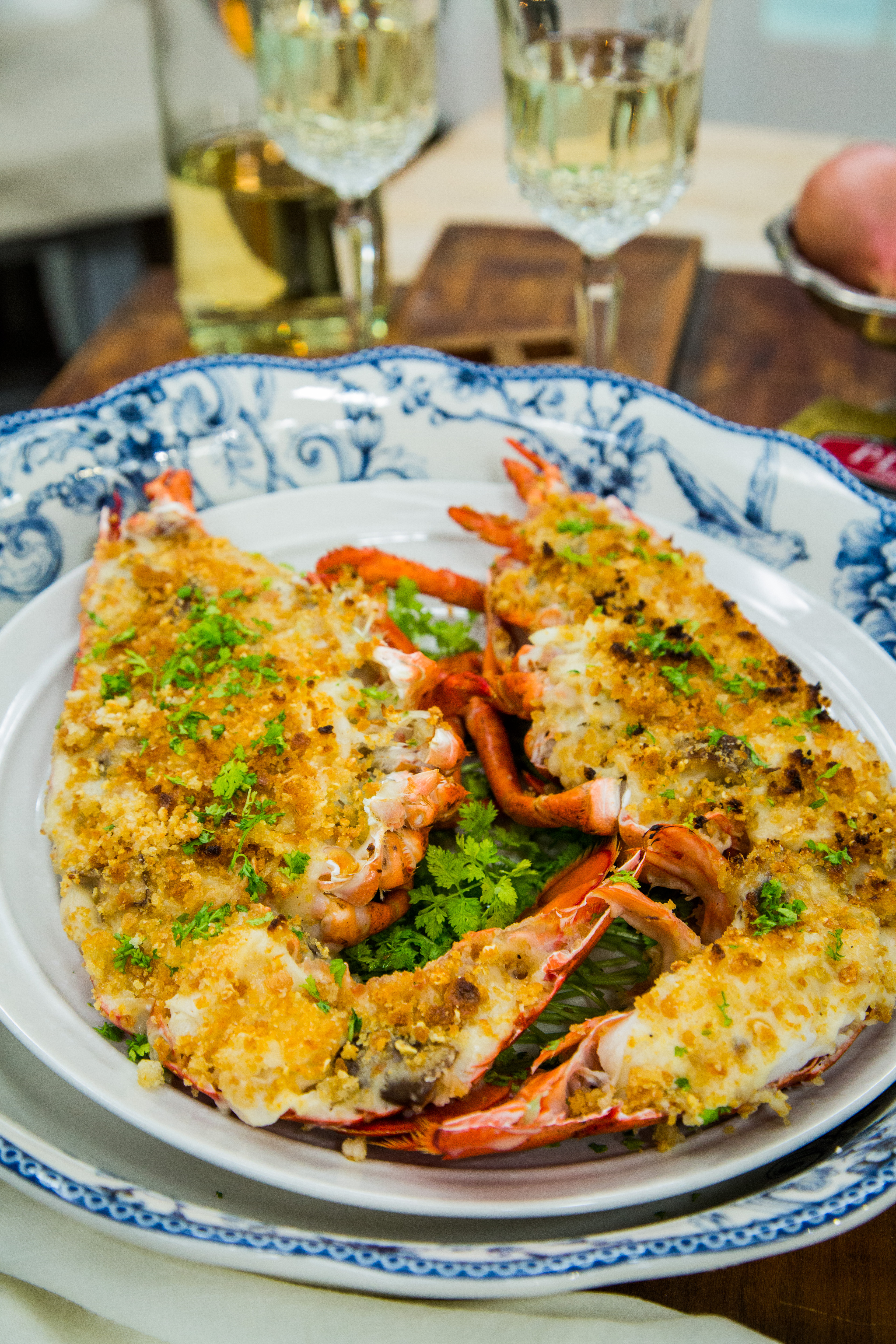 Lobster Thermidor | Home & Family | Hallmark Channel