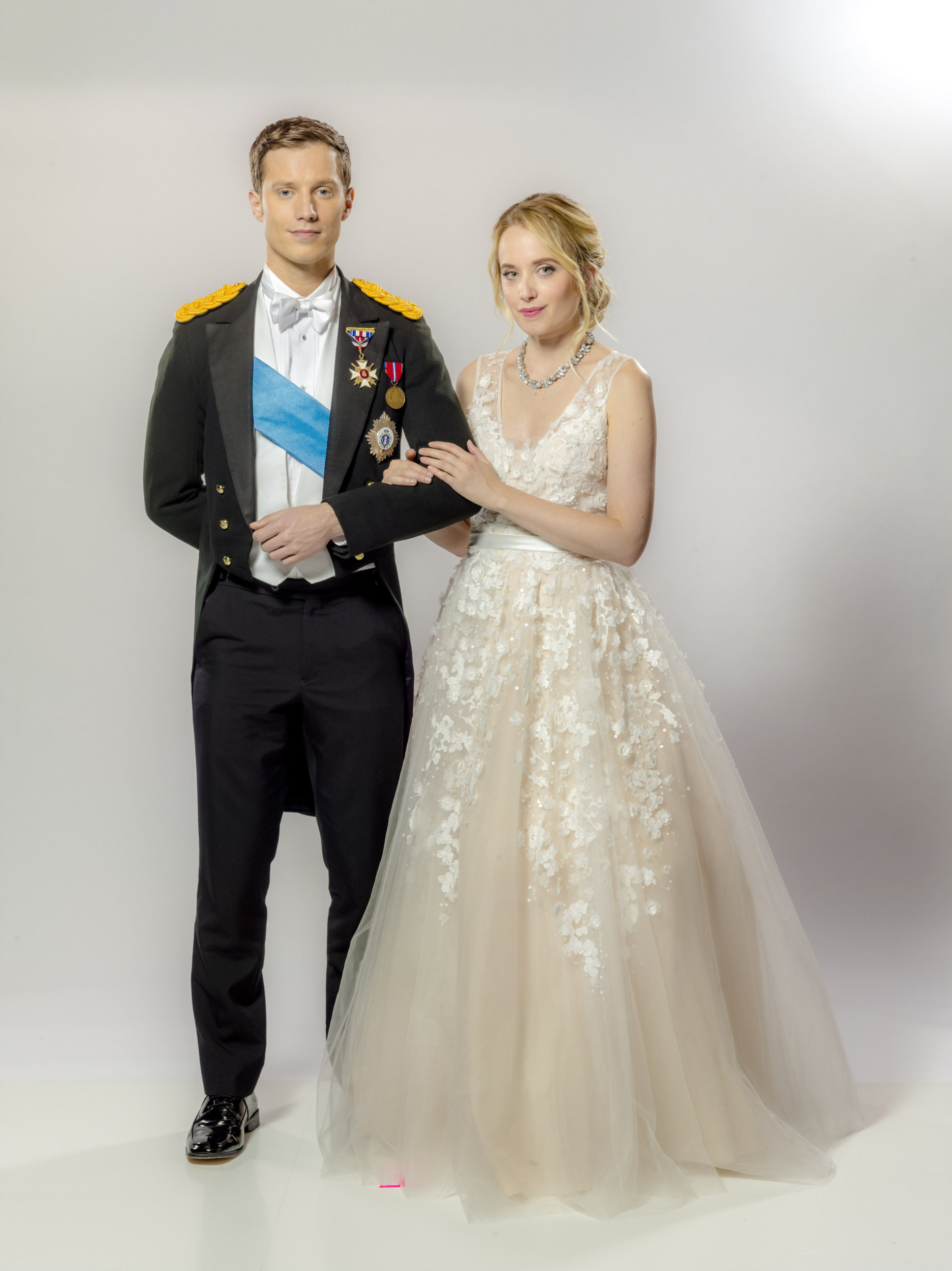 once upon a prince cast hallmark channel