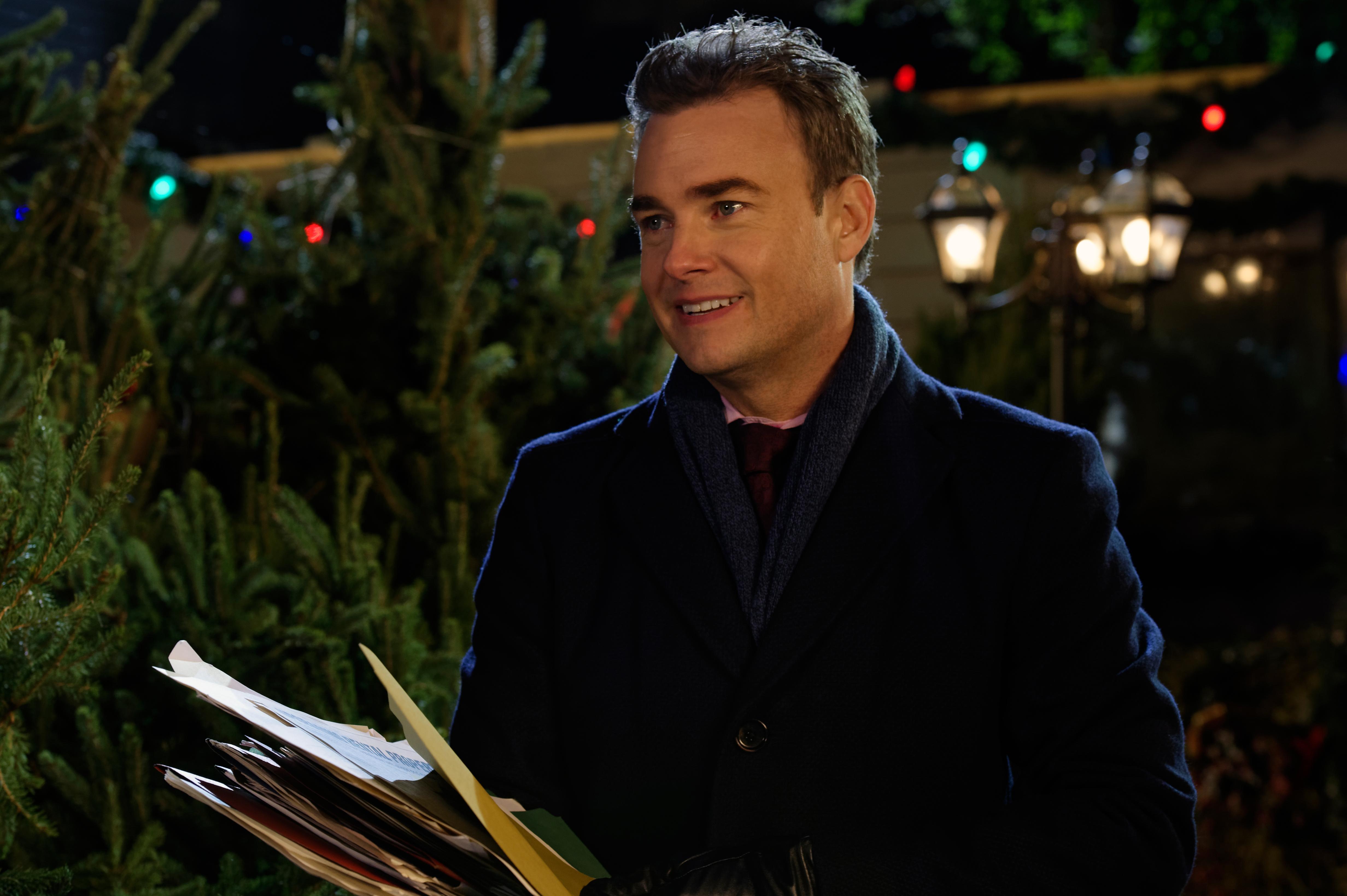Robin Dunne on Sound of Christmas | Hallmark Movies and ...