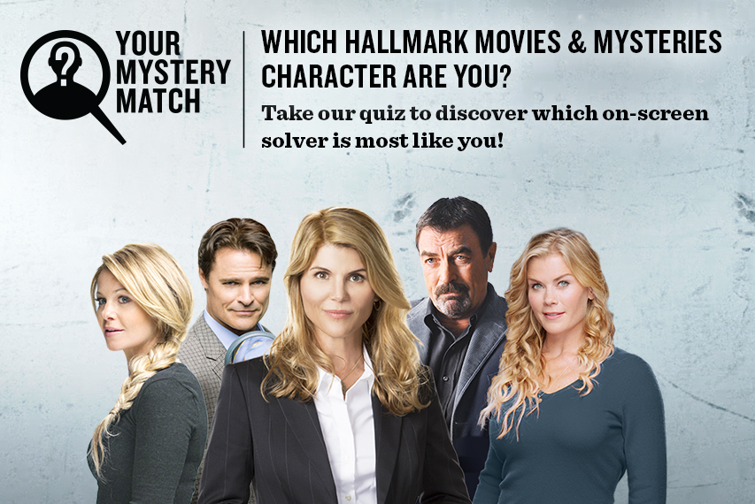 Your mystery match hallmark movies mysteries for Hallmark movies and mysteries channel